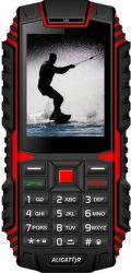 Aligator R12 černo-červený