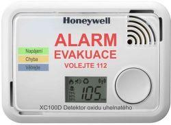 Honeywell XC100D-CSSK-A, detektor oxidu uhelnatého