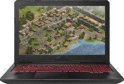 Asus TUF Gaming FX504GD-DM913T černý