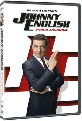 Johnny English znovu zasahuje - DVD film
