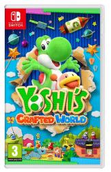 Yoshi's Crafted World - Nintendo Switch hra