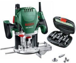 Bosch POF 1400ACE + frézky