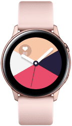 Samsung Galaxy Watch Active růžově-zlaté