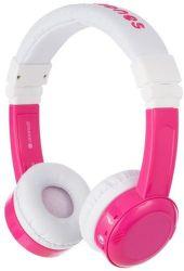 BuddyPhones InFlight růžová