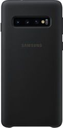 Samsung silikonové pouzdro pro Samsung Galaxy S10, černá