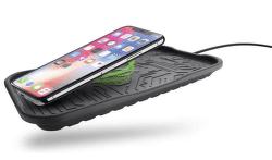 Cellular Line Fast Charge Cradle podložka s bezdrátovým nabíjením, černá
