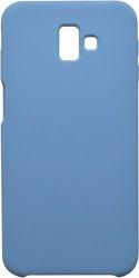Mobilnet silikonové pouzdro pro Samsung Galaxy J6+, modrá