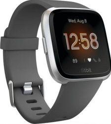Fitbit Versa Lite šedé