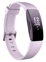Fitbit Inspire HR Lilac vystavený kus splnou zárukou