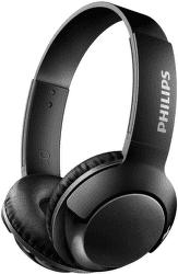 Philips Bass+ černá