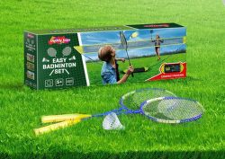 Buddy Toys Bot 3130, Badminton set