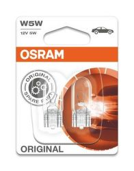 OSRAM W5W 12V 5W Autožárovka 2ks