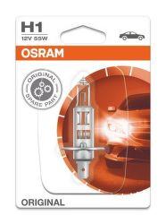 OSRAM H1 standard 12V 55W Autožárovka