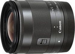 Canon EF-M 11-22 mm f/4.0-5.6 IS STM Lens