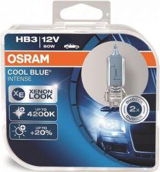 Osram HB3 Cool Blue Intense 12 V 60 W 2 ks