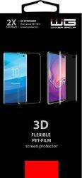 Winner 3D Curved Pet fólie pro Samsung Galaxy S10+, transparentní
