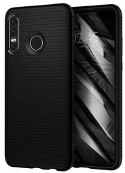 Spigen Liquid Air pouzdro pro Huawei P30 Lite, matná černá