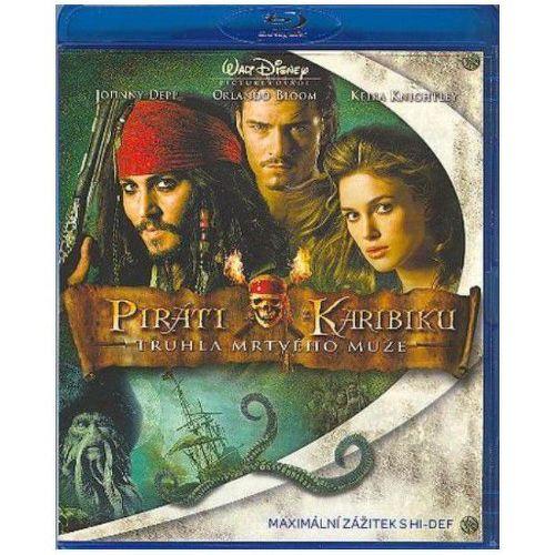 BD F - Piráti z Karibiku 2: Truhla mrtvého muže