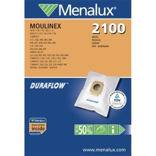MENALUX 2100, sacky do vysavaca