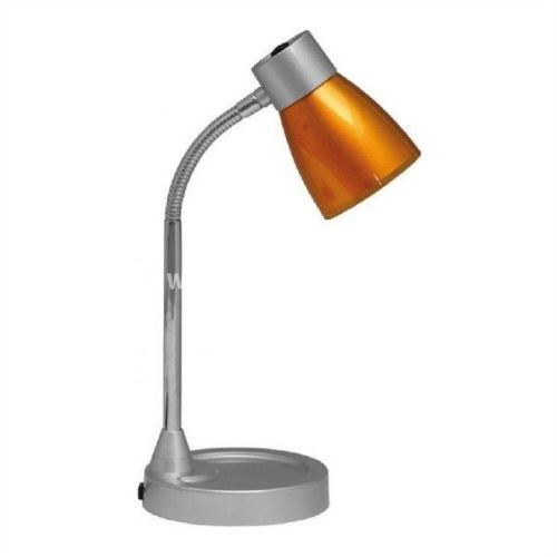 ECOPLANET Lampa stolná na R50/E14/25W oranžová