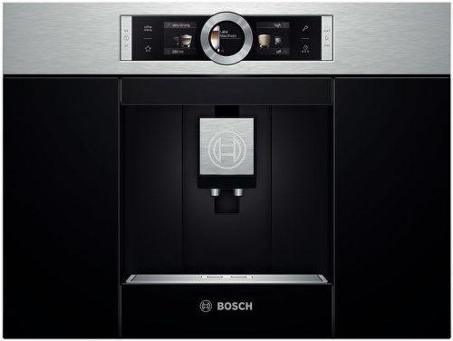 Bosch CTL636ES1, vstavaný kávovar