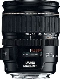 CANON EF 28-135mm/1:3,5-5,6 IS USM
