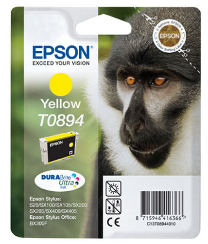 EPSON T08944021 YELLOW cartridge Blister