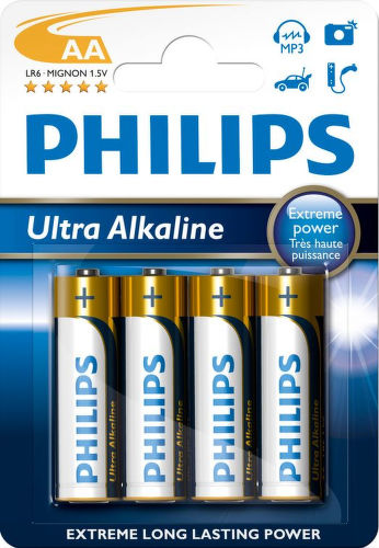 PHILIPS LR6E4B/10 eXtreme life