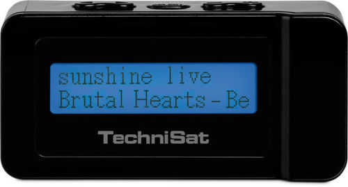 Technisat DigitRadio Go (černé)