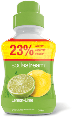 SODASTREAM sirup Lemon Lime 750 ml_1