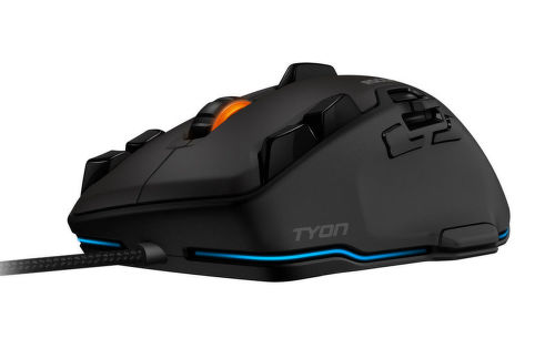 ROCCAT Tyon - All Action Multi-Button Gaming Mouse, Black