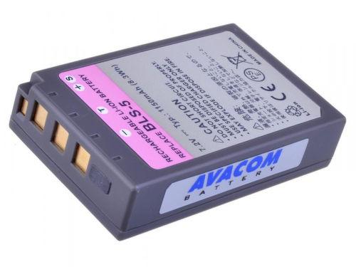 AVACOM DIOL-BLS5-053, Batéria pre foto