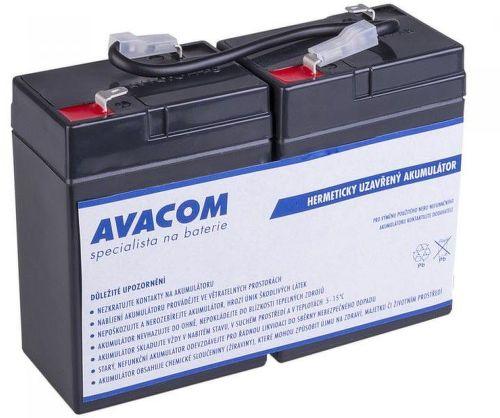 AVACOM AVA-RBC1, Batéria pre UPS