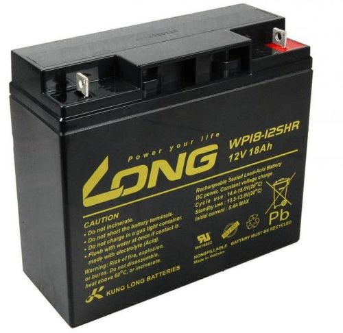 AVACOM PBLO-12V018-F3AH, Batéria pre UPS