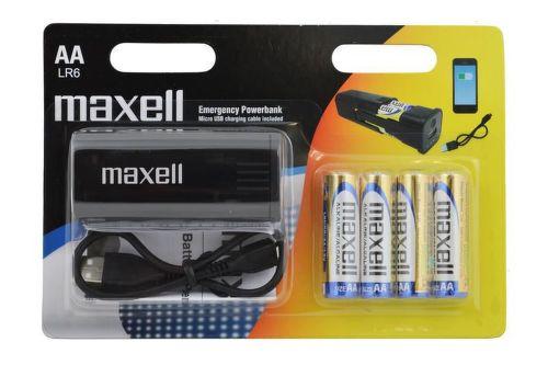 MAXELL LR6, Powerbanka