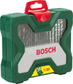 BOSCH X-line, 33 dielna sada