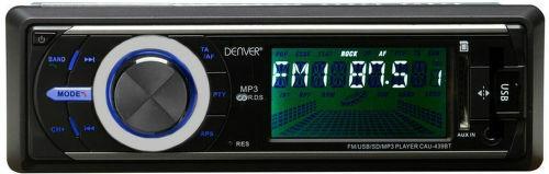 DENVER CAU-439BT, Autorádio USB/SD/BT