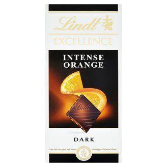 LINDT Excellence Dark Or, Čokoláda