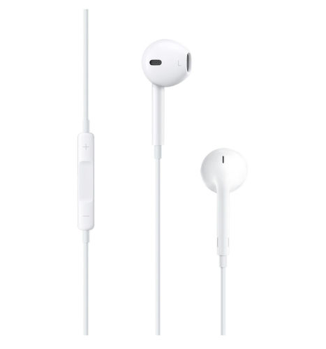 Apple EarPods (bílá) MNHF2ZM/A