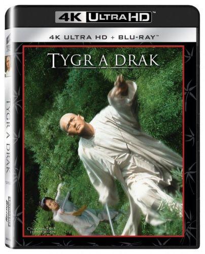 Bonton Tygr a drak UHD + BD