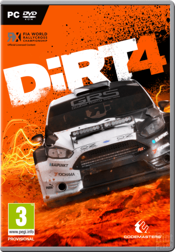 CODEMASTERS PC DiRT 4
