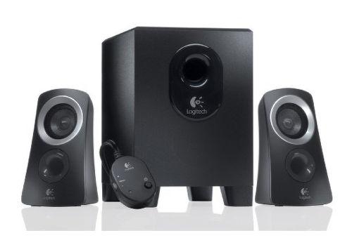 LOGITECH Z313 Speaker System , 980-000413