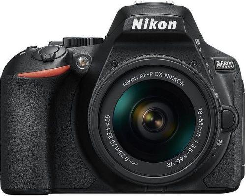 NIKON D5600+18-55 AF-P V, Digitálna zrka