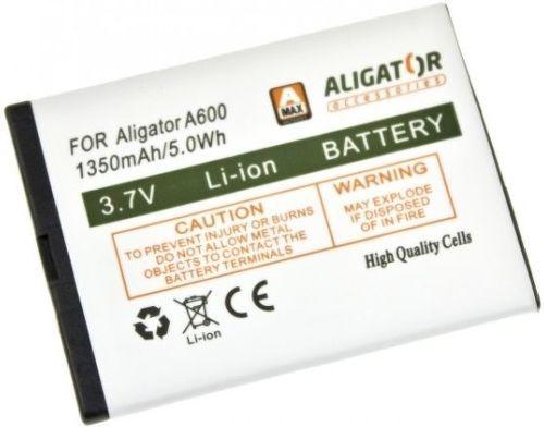 ALIGATOR A600620 / 430/680, Baterie