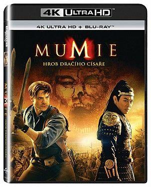 BONTON Mumie: Hrob dračího císaře