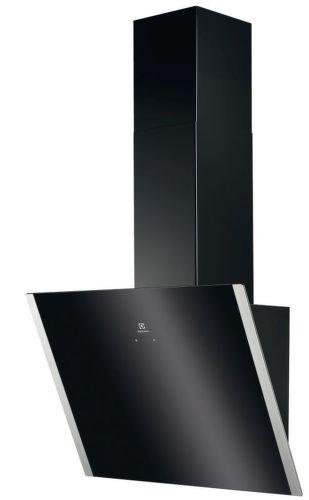 Electrolux 600 FLEX LEDSpot EFV60657OK, černý komínový odsavač par