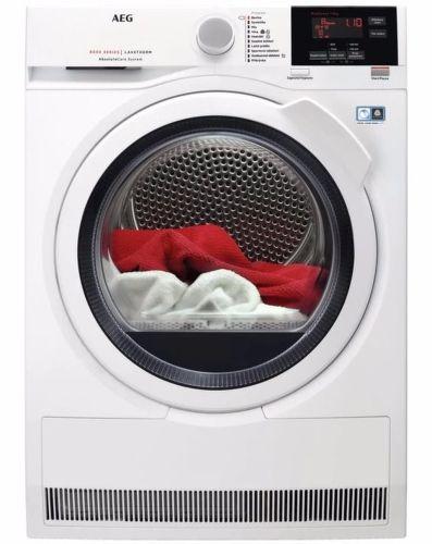 AEG AbsoluteCare T8DBG48WC, sušička prádla