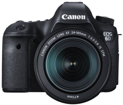 Canon EOS 6D Mark II +  EF 24-105 mm