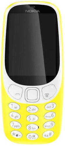 NOKIA 3310 DS YEL