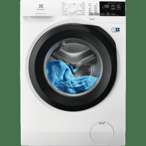 Electrolux PerfectCare 600 EW6F429BC, bílá pračka plněná zepředu